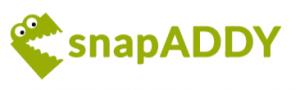 snapADDY Schriftzug zur automatischen Datenerfassung in Pipedrive