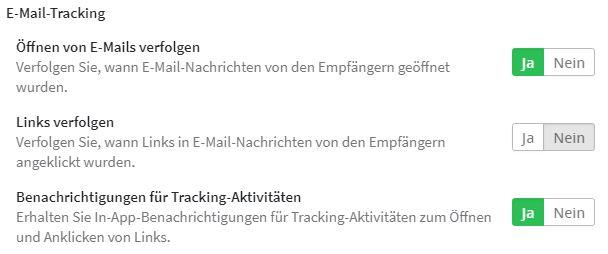 Datenschutz bei Emails