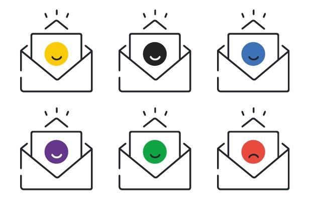 Wirkungsvolle Emailvorlagen für den Vertrieb